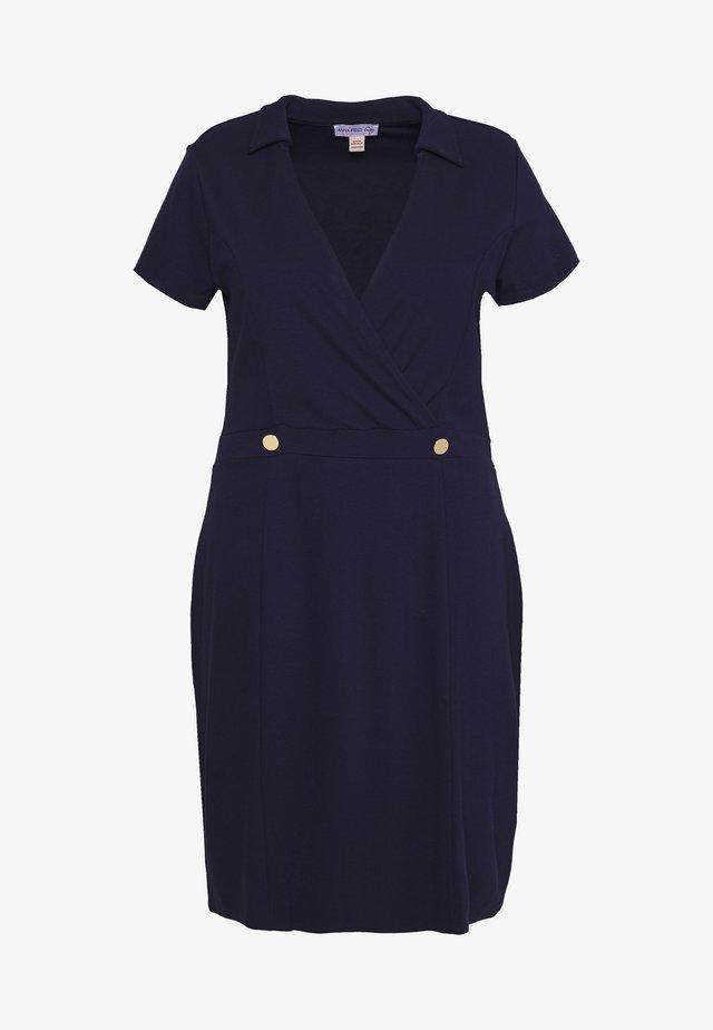 Jerseykjoler - maritime blue