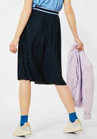 Cecil - A-line skirt - blau - 1