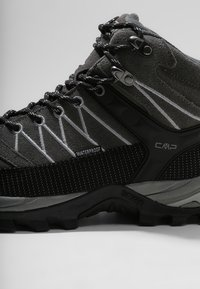 CMP - RIGEL MID TREKKING SHOES WP - Hiking shoes - grey - 5