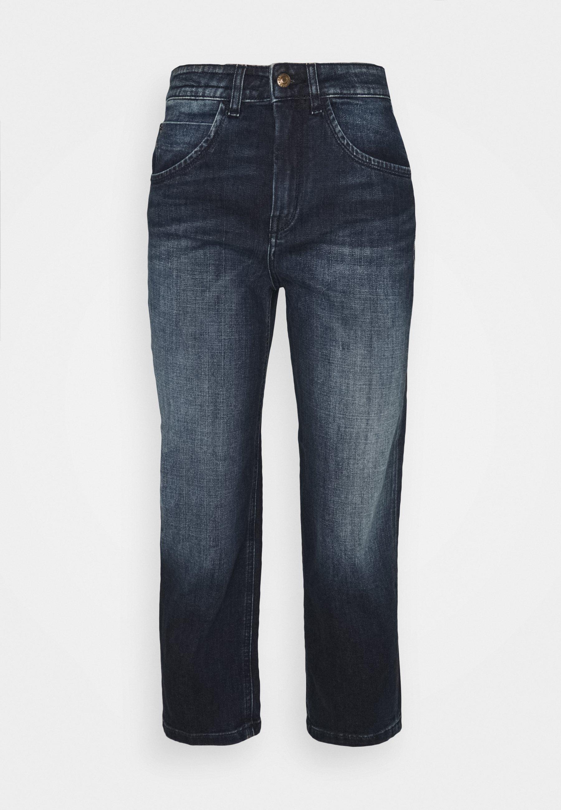 Women SHELTER - Straight leg jeans