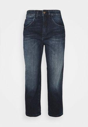 SHELTER - Jeans a sigaretta - blau