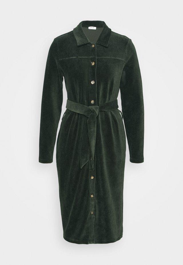IBINE FLORINA DRESS - Košilové šaty - rosin