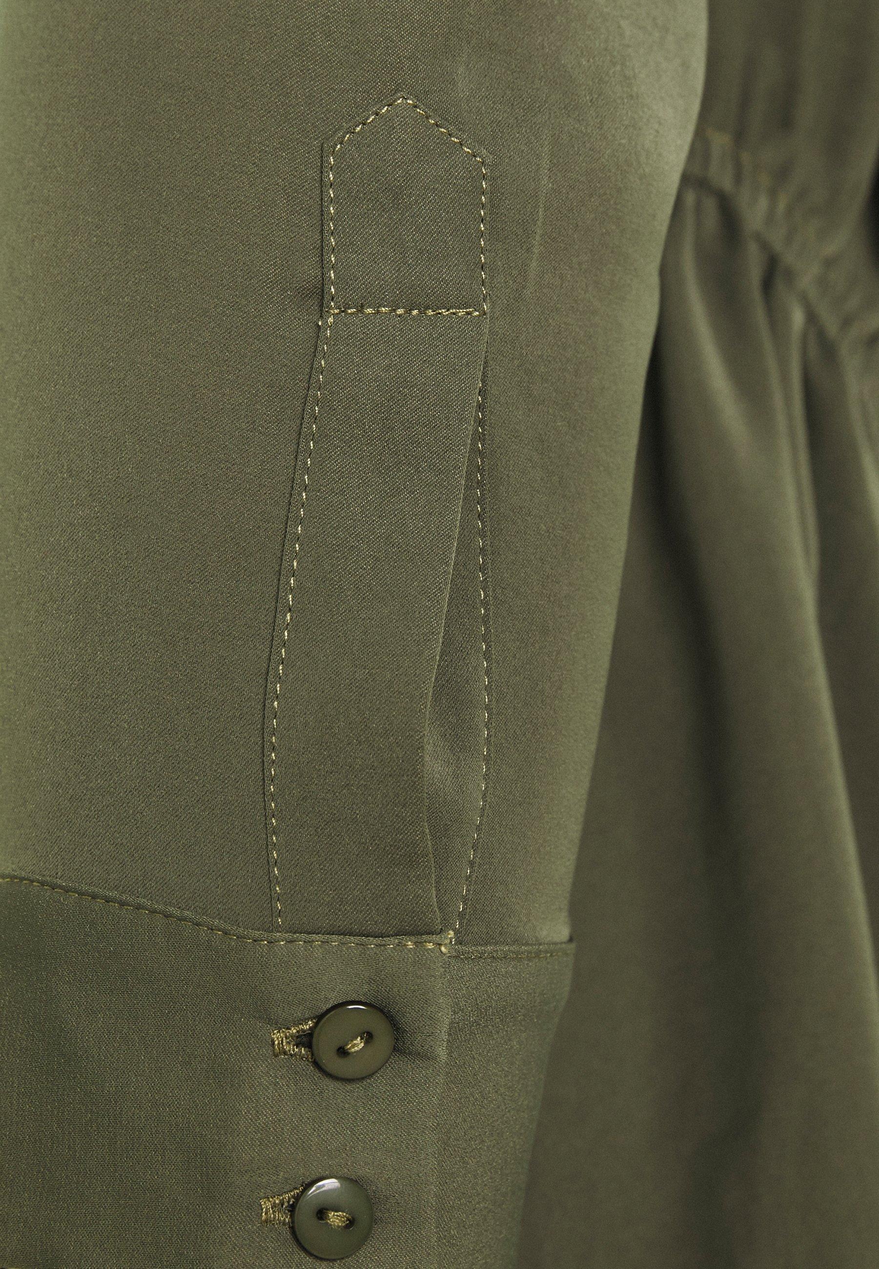 Moss Copenhagen RIVA PEPLUM - Overhemdblouse - grape leaf - Dameskleding AAA-kwaliteit