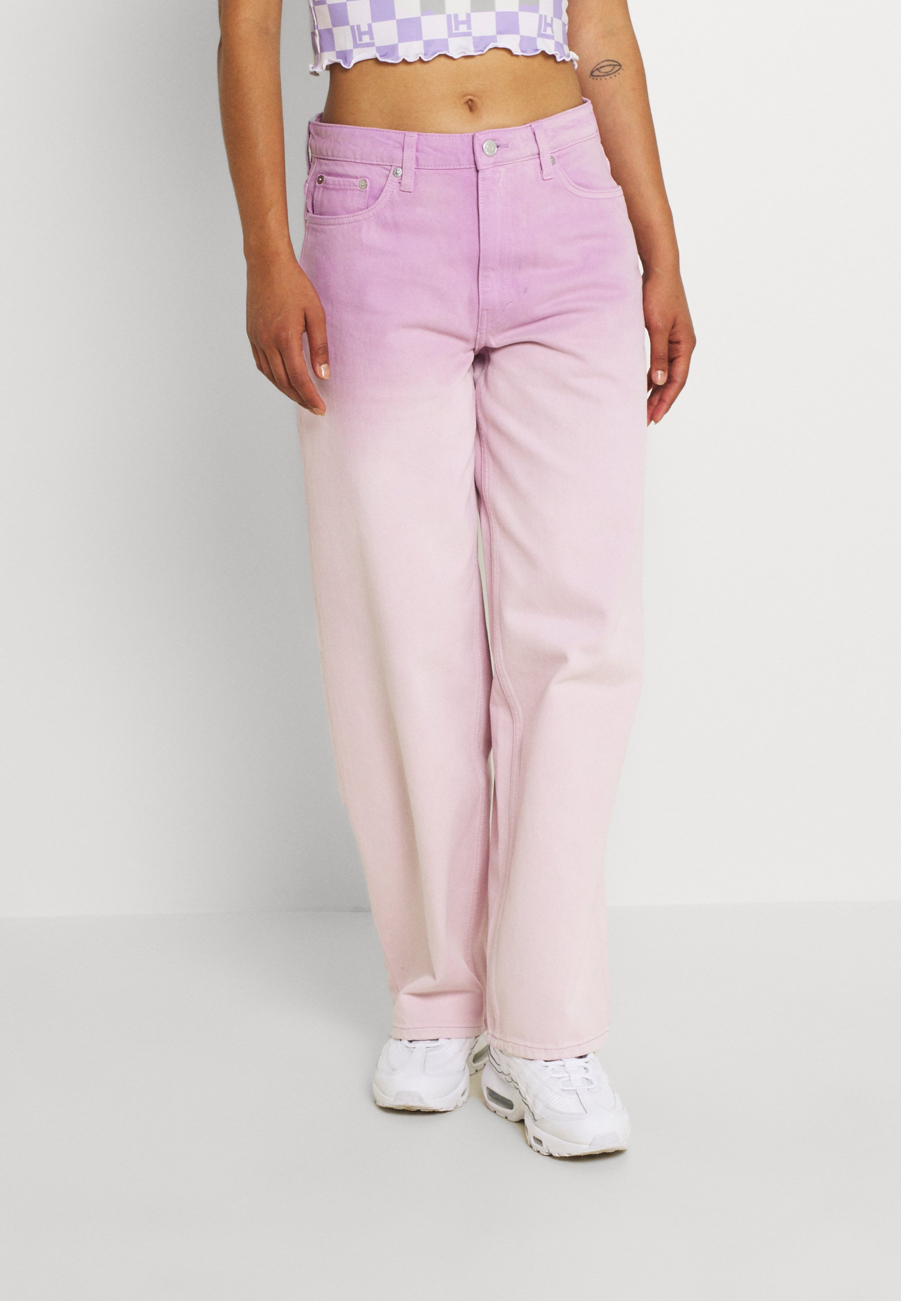 Women EXPAND - Relaxed fit jeans
