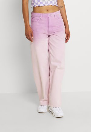 EXPAND - Jeansy Relaxed Fit - gradient