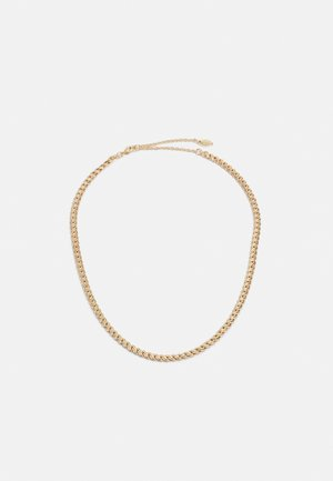 WIN FLAT TWIST CHAIN - Necklace - gold