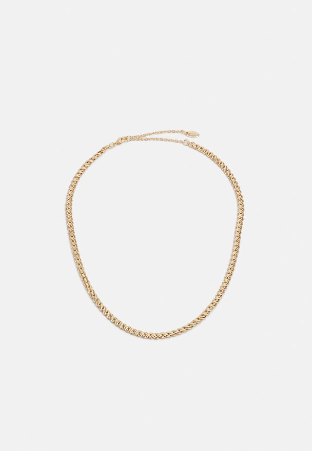 WIN FLAT TWIST CHAIN - Ketting - gold
