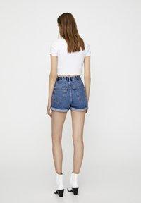 PULL&BEAR - Jeans Shorts - blue - 1