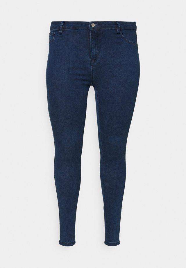 ANARCHY MID RISE - Jeans Skinny Fit - blue