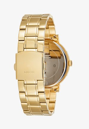 GENUINE DIAMOND - Montre - gold-coloured