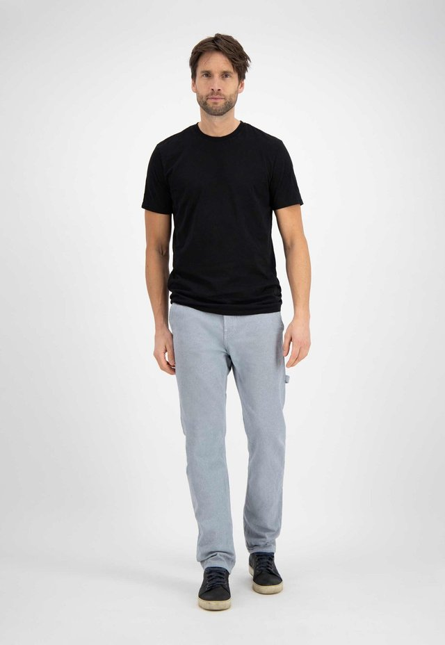 Relaxed fit jeans - undyed