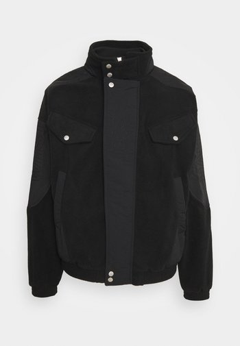 UNISEX SCOT JACKET - Light jacket - black