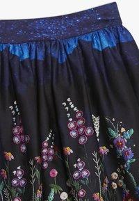 Jottum - TIKKIE - Mini skirt - blue dark navy - 3