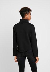 ONLY - ONLNEO COWLNECK - Sweatshirt - black - 2