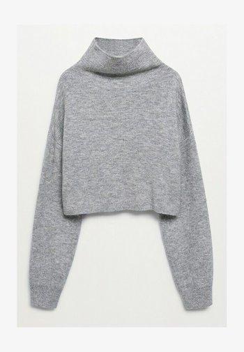 Jumper - gris clair/pastel