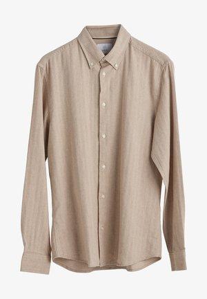 Shirt - light camel mel