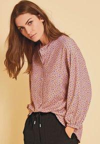 Next - Button-down blouse - multi-coloured - 0