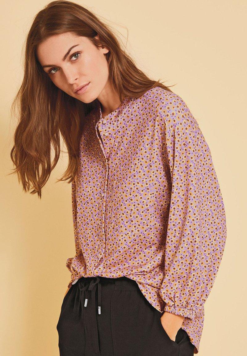 Next - Button-down blouse - multi-coloured