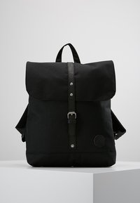 Enter - BACKPACK MINI - Rucksack - black recycled - 0