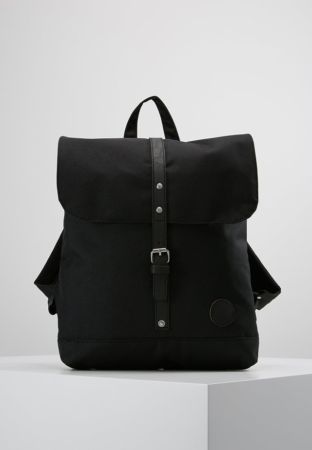 BACKPACK MINI - Zaino - black recycled