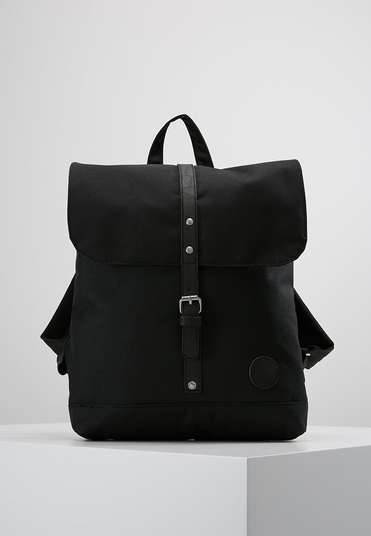 Enter - BACKPACK MINI - Batoh - black recycled