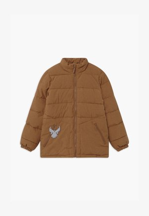 KRIS UNISEX - Outdoor jacket - caramel