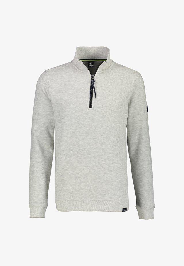 Sweatshirt - broken white mel