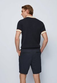 BOSS - HOLOMBO - Polo shirt - dark blue - 2