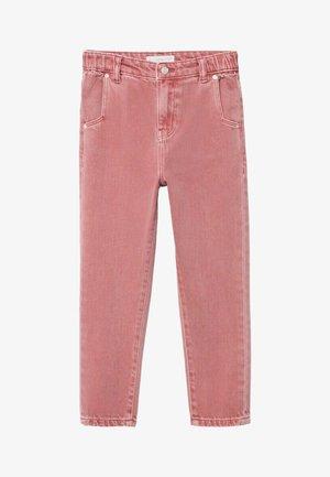 Kalhoty - roze