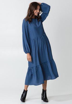 JULIA  - Jersey dress - blue