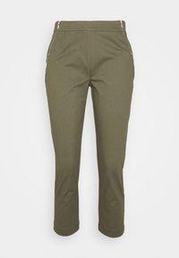 comma - Trousers - khaki - 3