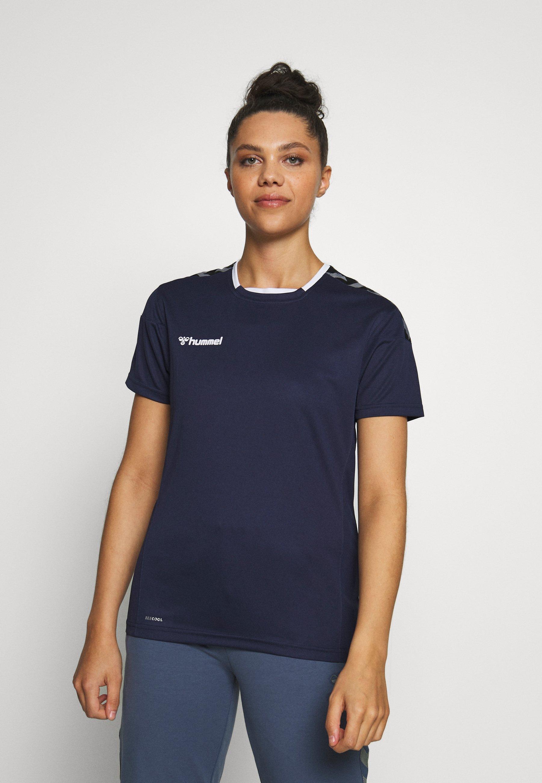 Femme HMLAUTHENTIC  - T-shirt imprimé
