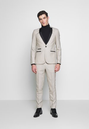 BUSKERUD SUIT - Kostym - champagne