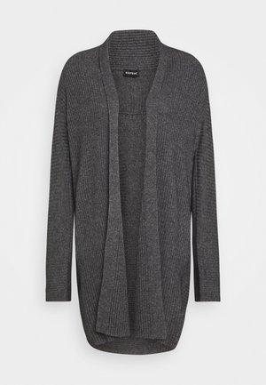 CARDIGAN - Cardigan - med grey