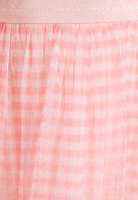 Needle & Thread - GINGHAM BALLERINA SKIRT - A-linjekjol - coral/ivory - 6