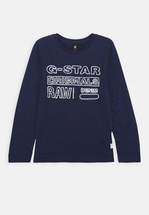 TEE - T-shirt à manches longues - imperial blue