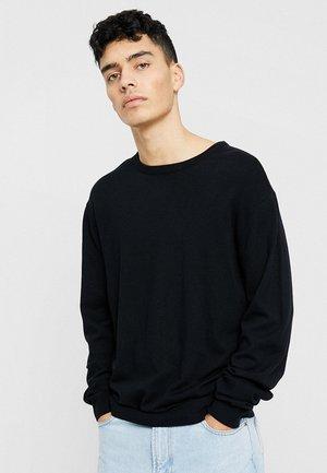 LONGSLEEVE - Jumper - black