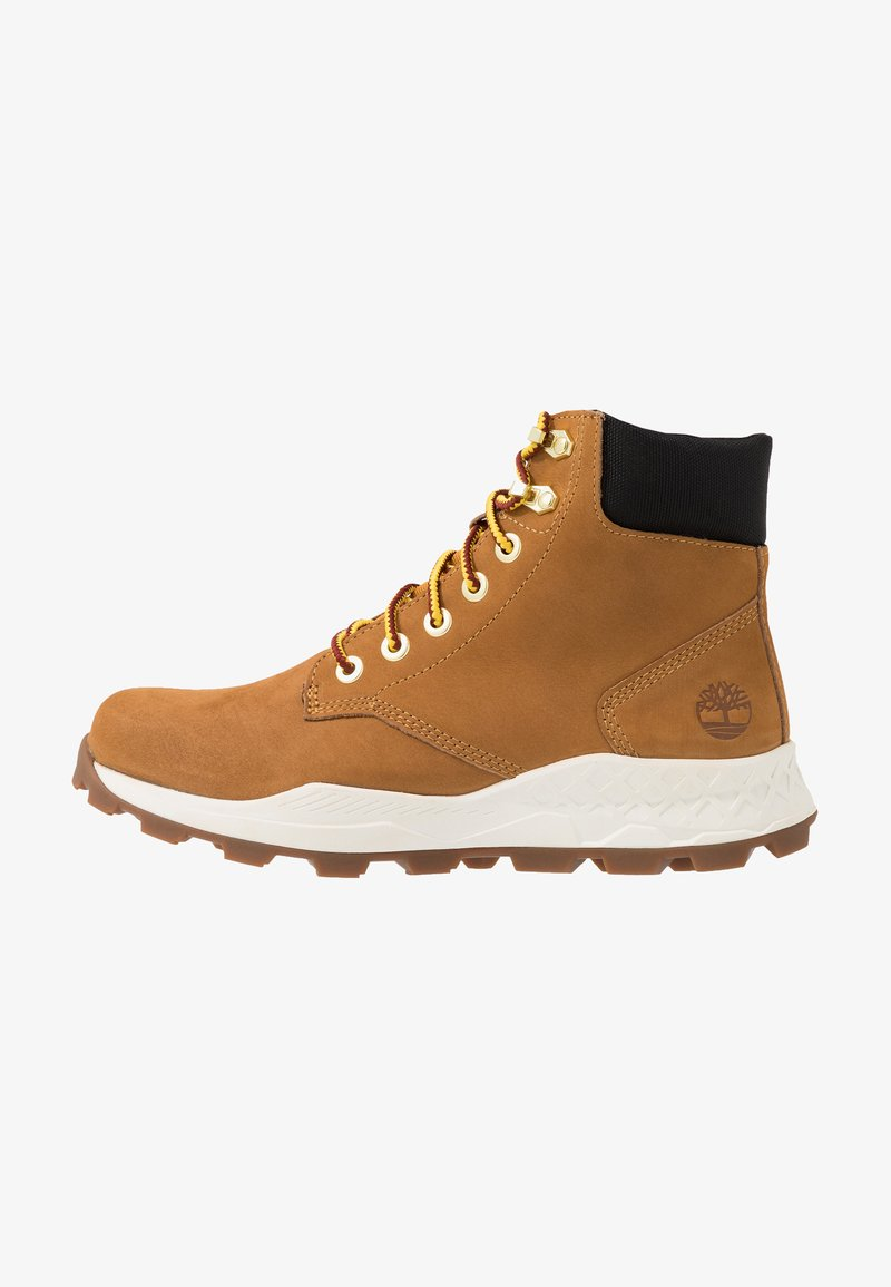 Timberland - BROOKLYN 6 INCH BOOT - Lace-up ankle boots - wheat
