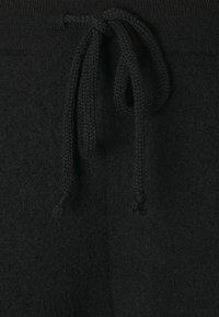 American Vintage - TADBURY - Tracksuit bottoms - noir - 2