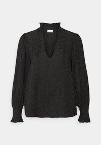 By Malene Birger - CASSINIA - Long sleeved top - black - 1