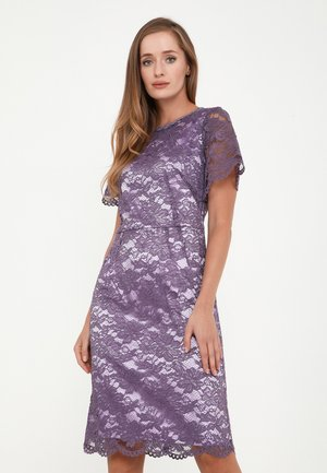 HERMIDA - Cocktail dress / Party dress - flieder