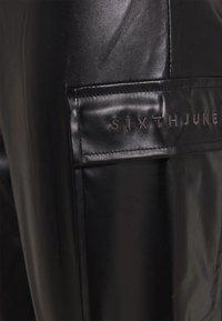 Sixth June - PANTS - Trousers - black - 3