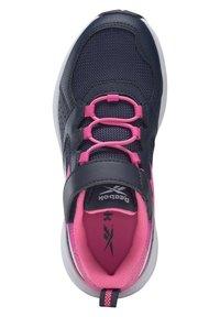 Reebok - ROAD SUPREME 2 ALT SHOES - Neutral running shoes - dark blue/pink - 1