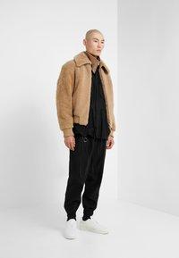 3.1 Phillip Lim - BOMBER JACKET - Leather jacket - natural - 1