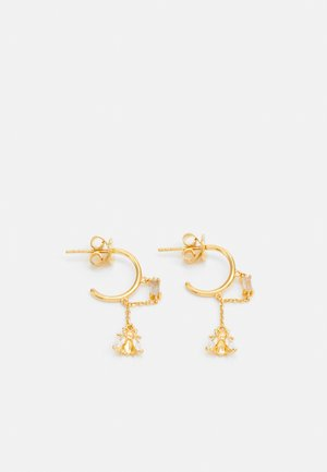 BREEZE - Earrings - gold-coloured