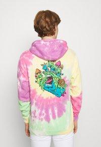 Santa Cruz - TOXIC HAND HOOD UNISEX - Sweatshirt - multicoloured - 2