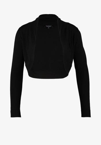 MOLU - Chaqueta de punto - noir