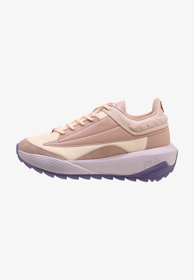 Tenisky - pale mauve/pastel lilac