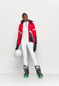 Dare 2B - SLENDER PANT - Spodnie narciarskie - white - 1