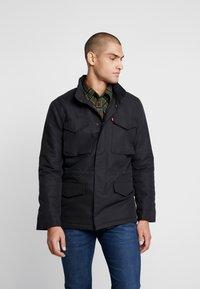 Levi's® - SHERPA FIELD - Light jacket - black - 0